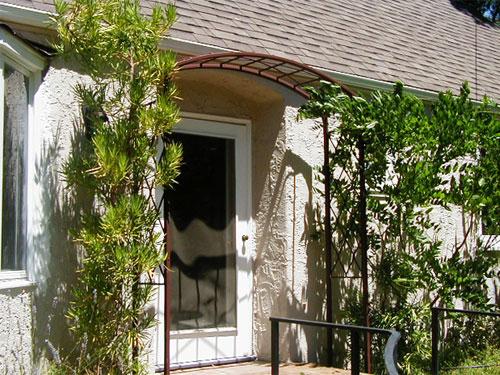 Front Door Arbor Smartly Biro Peion & Front Door Arbor - Photos Wall and Door Tinfishclematis.Com